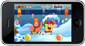 גירסא חורפית מקוצרת וחינמית ל SpongeBob JellyFish Jam