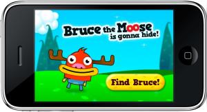 Find Bruce מסך ראשי